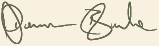 Darren Burke's Signature